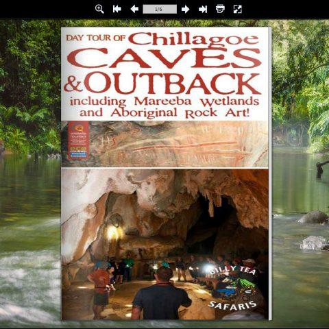 Safari Tours Brochures