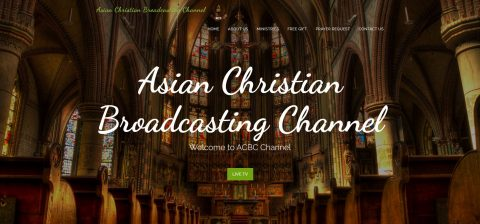 13.Asian Christian Broadcasting Channel