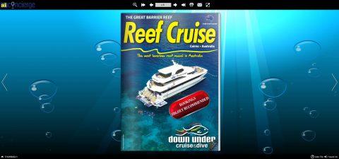Reef Cruises Brochure