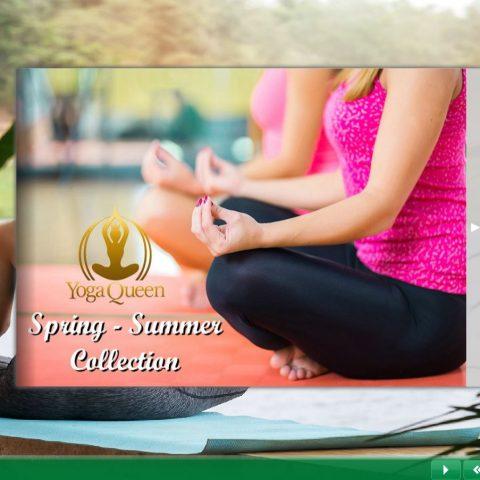 Yoga-Queen Catalogue