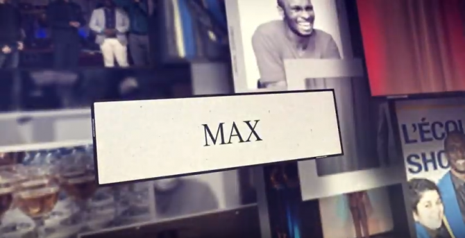 Max Rauly VIdeo