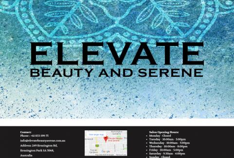 40.Elevate Beauty Serene for Women