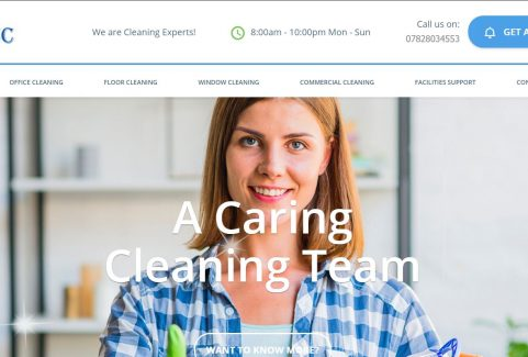 55.Business Cleaning Contracts