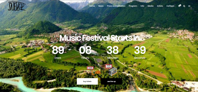 65.Sajeta Music Festival