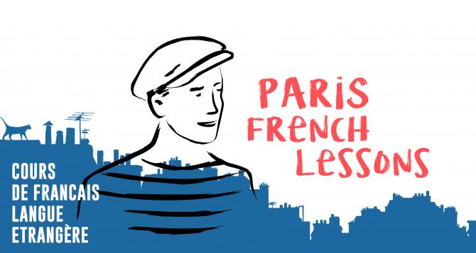 72.Paris French Lessons