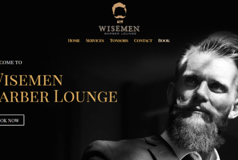 85.Wisemen Barber Lounge