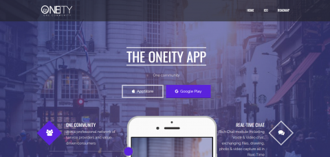 46.The Oneity App
