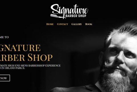103. Signature Barber Shop